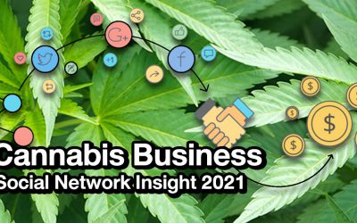 Cannabis Business Social Network Insight for 2021