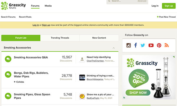 GrassCity Forums