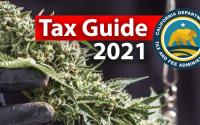 CDTFA Cannabis Tax Guide for 2021