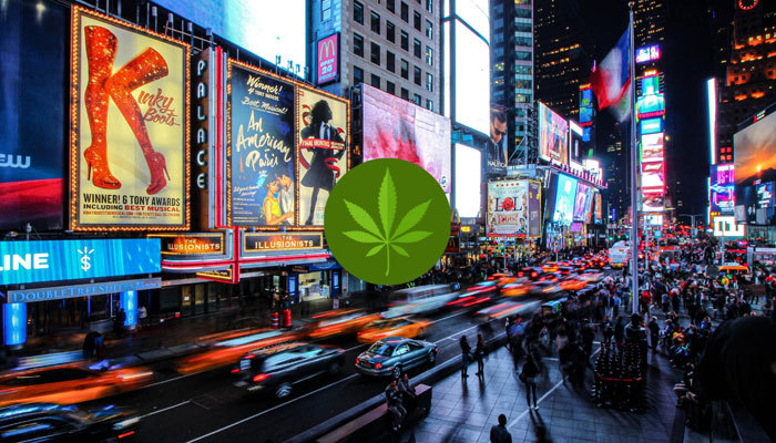 New York Weed Laws in 2021