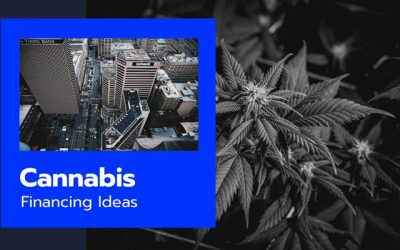 Cannabis Financing Ideas to Scale