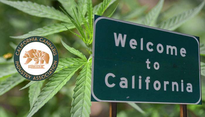 California cannabis industry association on banking