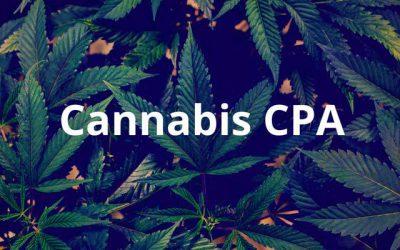 California Cannabis CPA Accounting Services