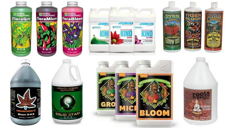 cannabis nutrients cost