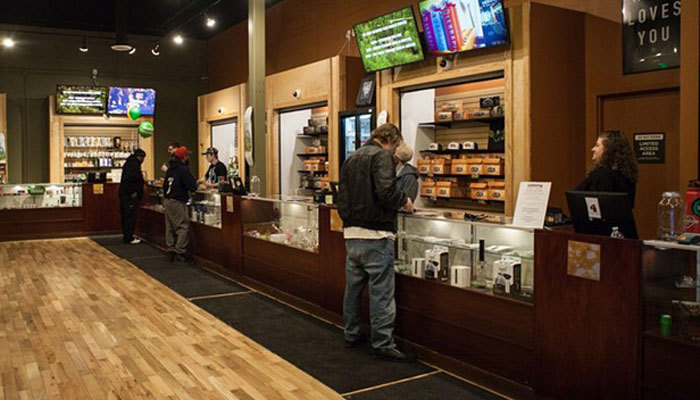 Virginia Recreational and Medical Marijuana Laws regulating in a dispensary