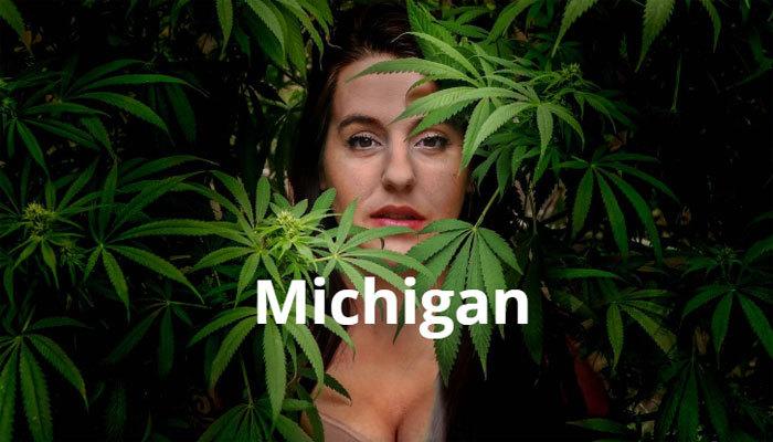 michigan medical marijuana girl